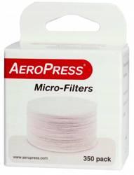 Filtry papierowe do Aeropressu - opakowanie 350 sztuk