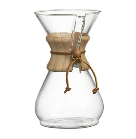 Chemex Classic Coffee Maker - 8 filiżanek