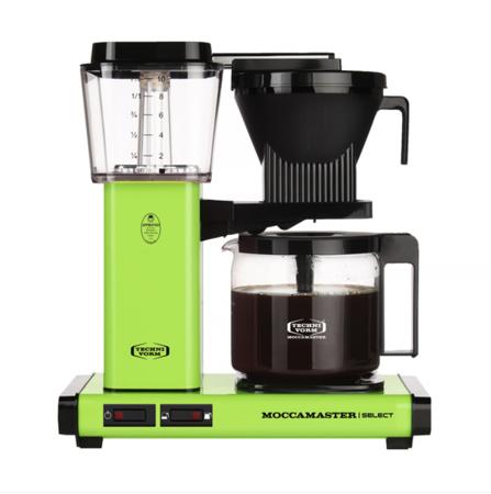 Ekspres do kawy Moccamaster KBG 741 Select - Fresh Green