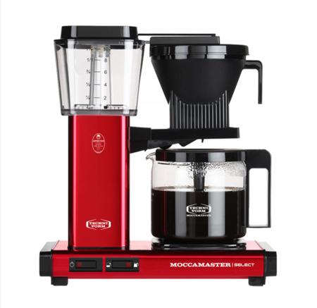 Ekspres do kawy Moccamaster KBG 741 Select - Metallic Red