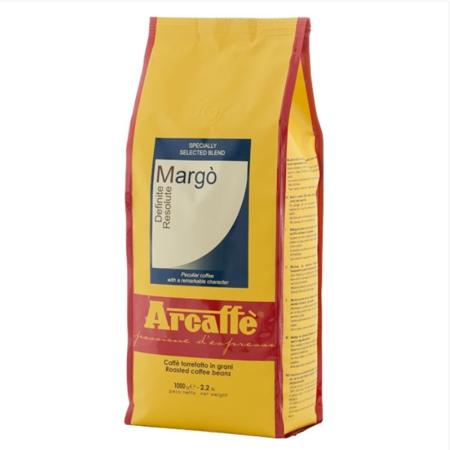 Kawa ziarnista Arcaffe Margo 1kg