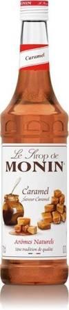 Syrop do kawy MONIN CARAMEL - karmelowy 0,7 L